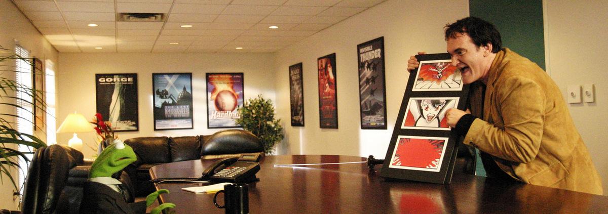 Quentin Tarantinos Videothek: Tarantino verrät 3 Lieblingsfilme seiner Videothek