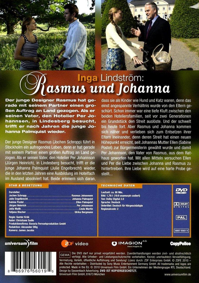 Rasmus Und Johanna