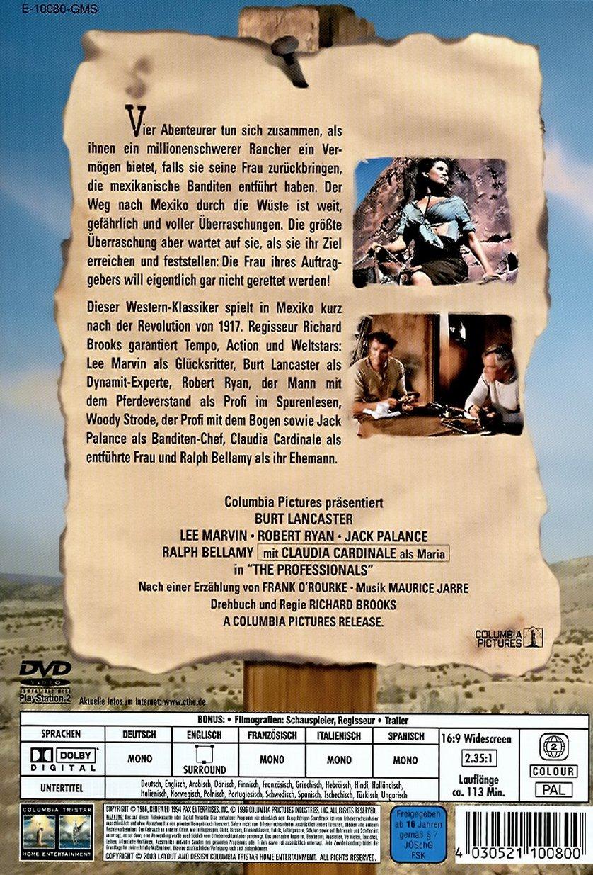 Die gefürchteten Vier: DVD oder Blu-ray leihen