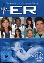 ER - Emergency Room - Staffel 14