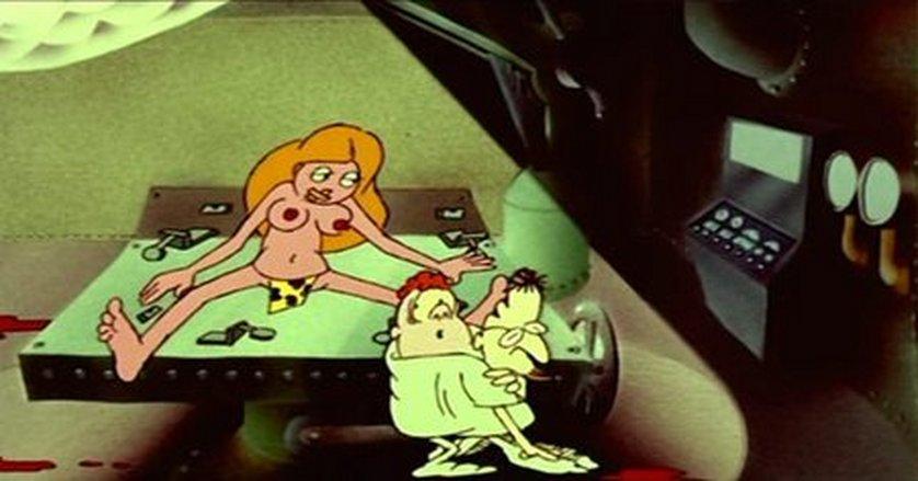 Zeichentrickporno-Parodie-Bilder