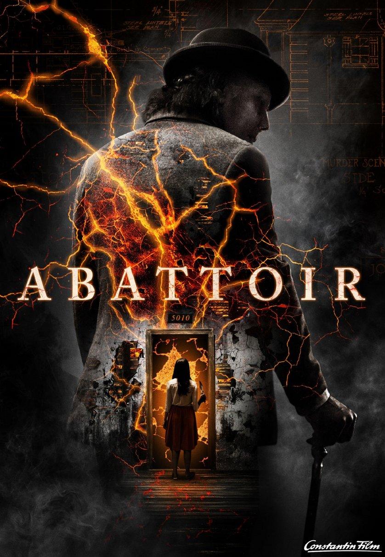 Abattoir Stream Deutsch