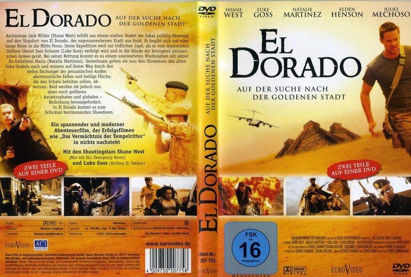 el dorado auf der suche nach der goldenen stadt