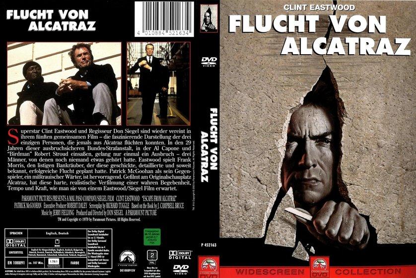 Flucht Von Alcatraz Film