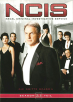 NCIS - Navy CIS - Staffel 3