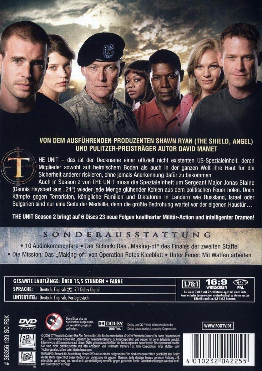 The Unit Staffel 5