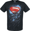 Superman Ripped powered by EMP (T-Shirt)