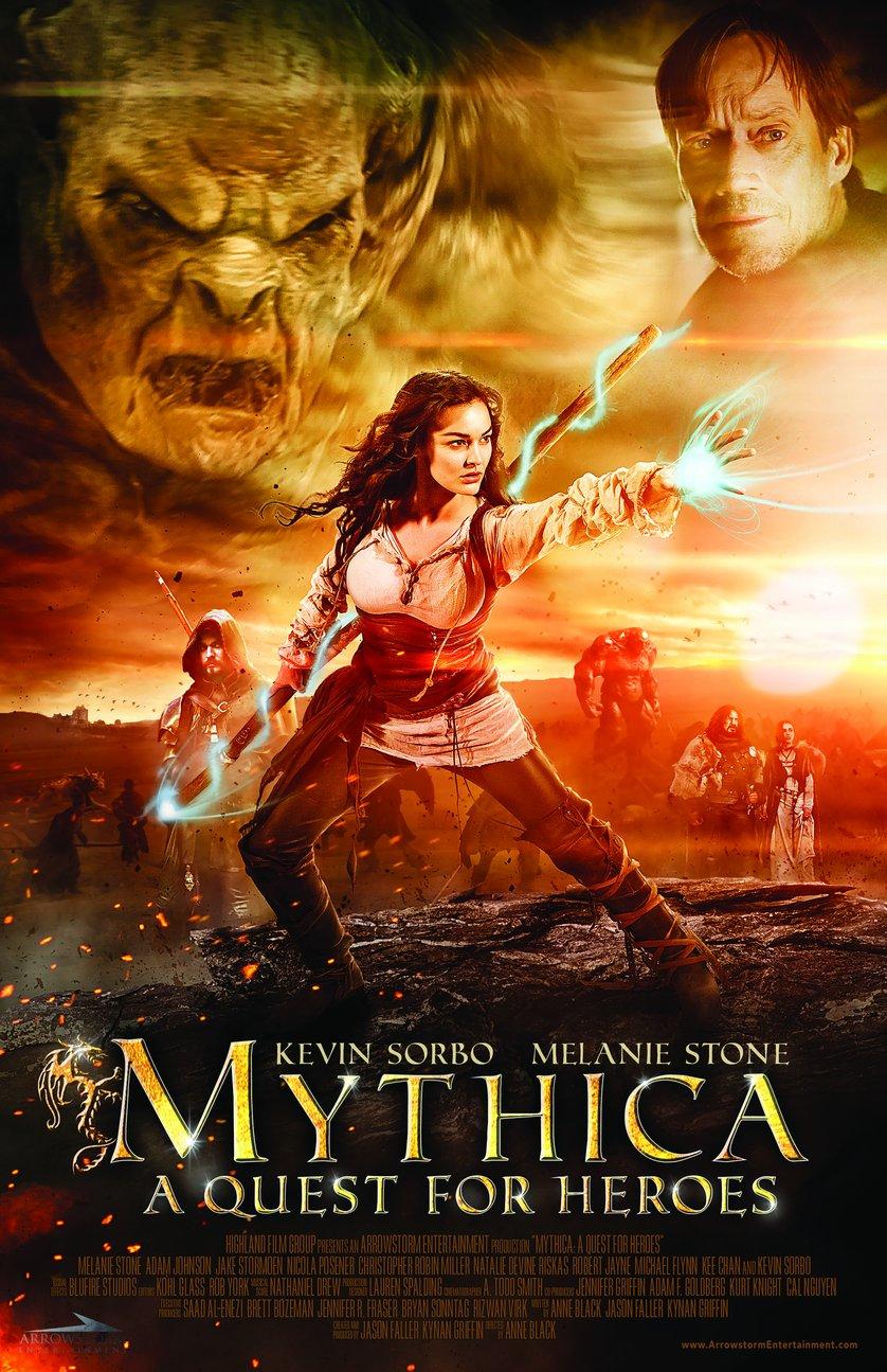 Mythica - Weg Der Gefährten Mythica