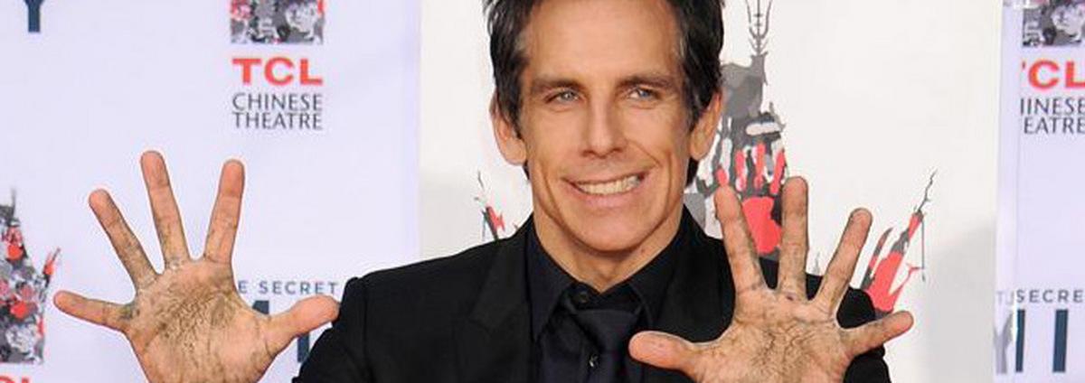 Ben Stiller auf dem Walk of Fame: Ben Stiller bekommt einen Stern in Hollywood