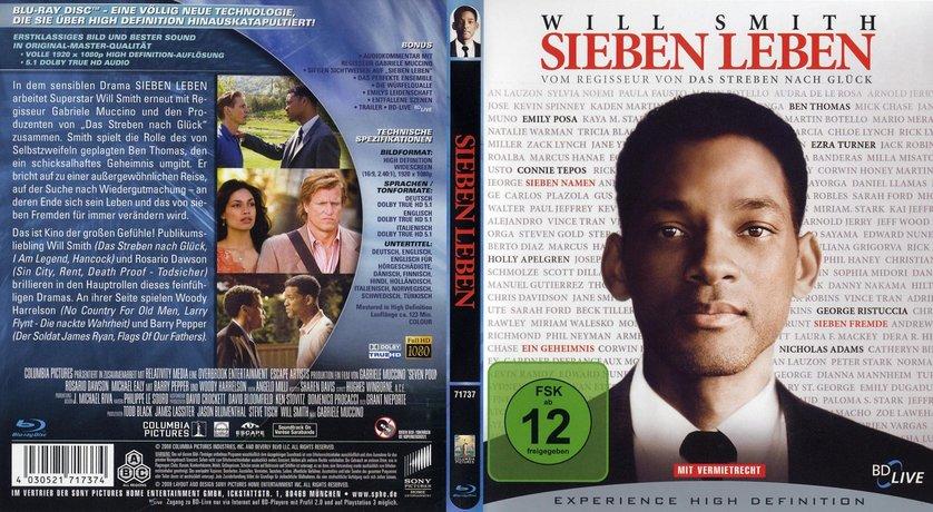 Sieben Leben Dvd Oder Blu Ray Leihen Videobuster De