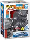 Godzilla vs. Kong Mechagodzilla (Glow in the Dark) (Funko Shop Europe) Vinyl Figur 1076 powered by EMP (Funko Pop!)