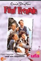 Fünf Freunde 01 - Fünf Freunde und ein Gipsbein