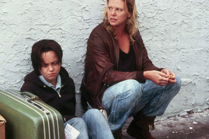Ricci und Charlize Theron in 'Monster' © 3L Filmgroup 2003