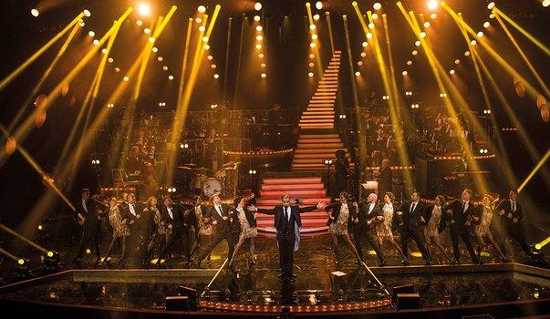 Robbie Williams - One Night at the Palladium