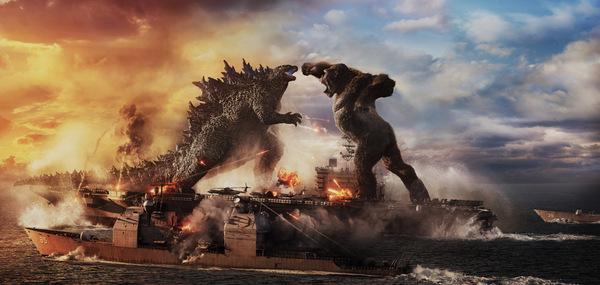 'Godzilla vs. Kong' (2021) © Legendary Pictures / Warner Bros.