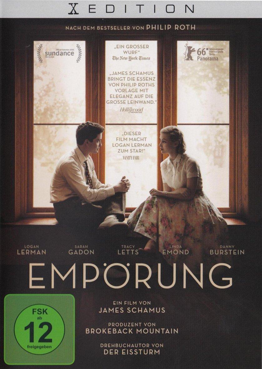 Empörung: DVD, Blu-ray oder VoD leihen - VIDEOBUSTER.de
