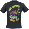 Rob Zombie Big Howling Tee powered by EMP (T-Shirt)