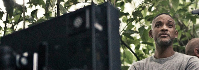 Will Smith: Katastrophenfilm über Hurrikan Katrina mit Will Smith?