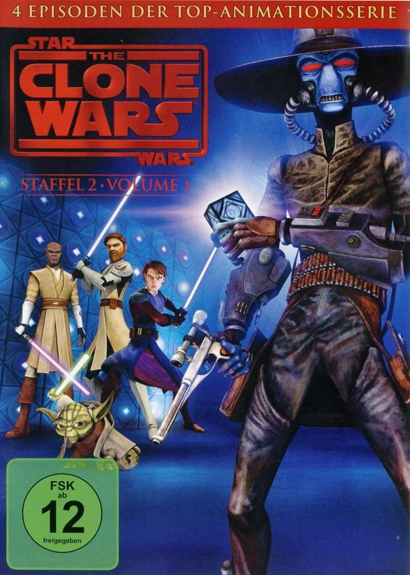 Star Wars The Clone Wars Staffel 2 Deutsch