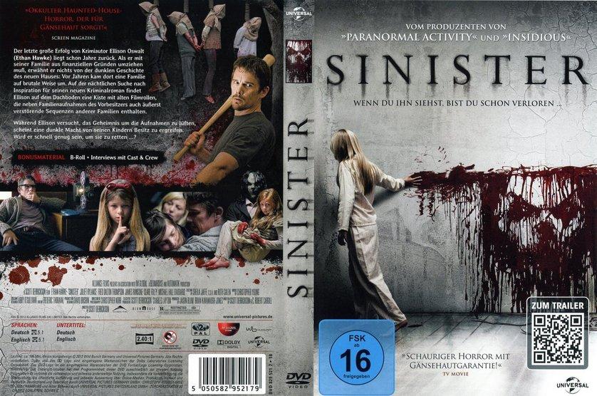 Sinister stream deutsch