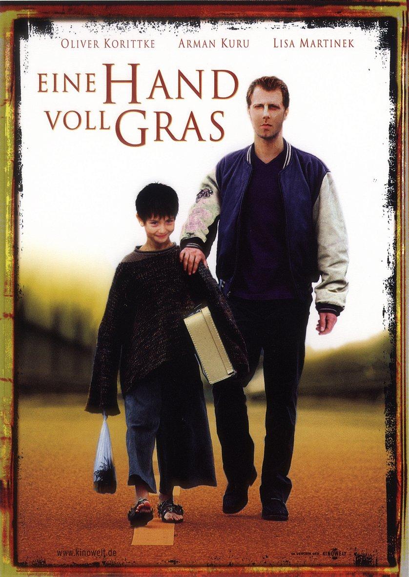 Eine Hand Voll Gras 4 Pf Presseheft ´00 Oliver Korittke