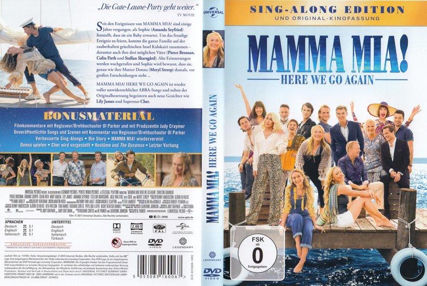 Mamma Mia 2 Dvd Oder Blu Ray Leihen Videobusterde