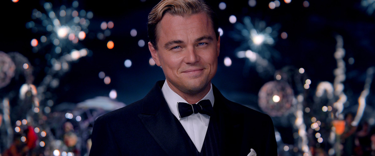 Leonardo DiCaprio ist 'Der große Gatsby' © Warner 2013