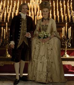 Fiennes + Knightley