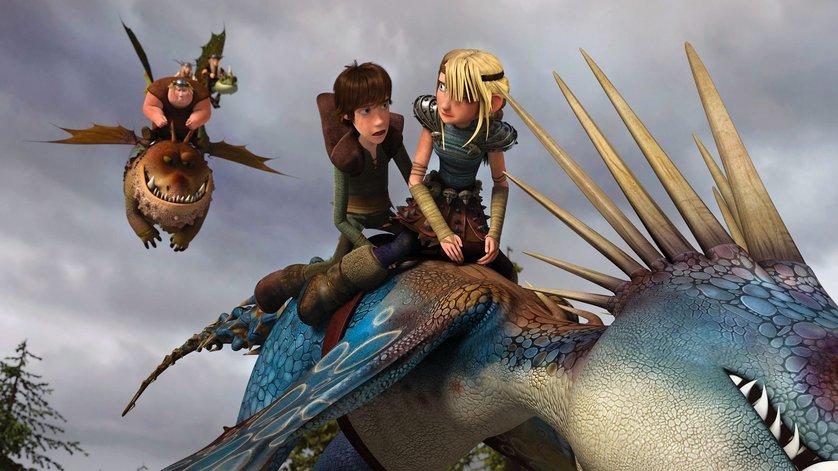 dragons die reiter von berk volume 1 dvd oder blu ray leihen. Black Bedroom Furniture Sets. Home Design Ideas
