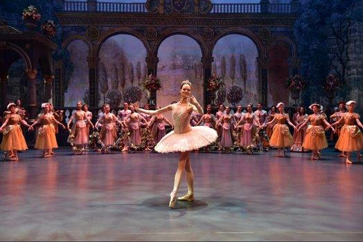 Ballerina - Ihr Traum vom Bolshoi