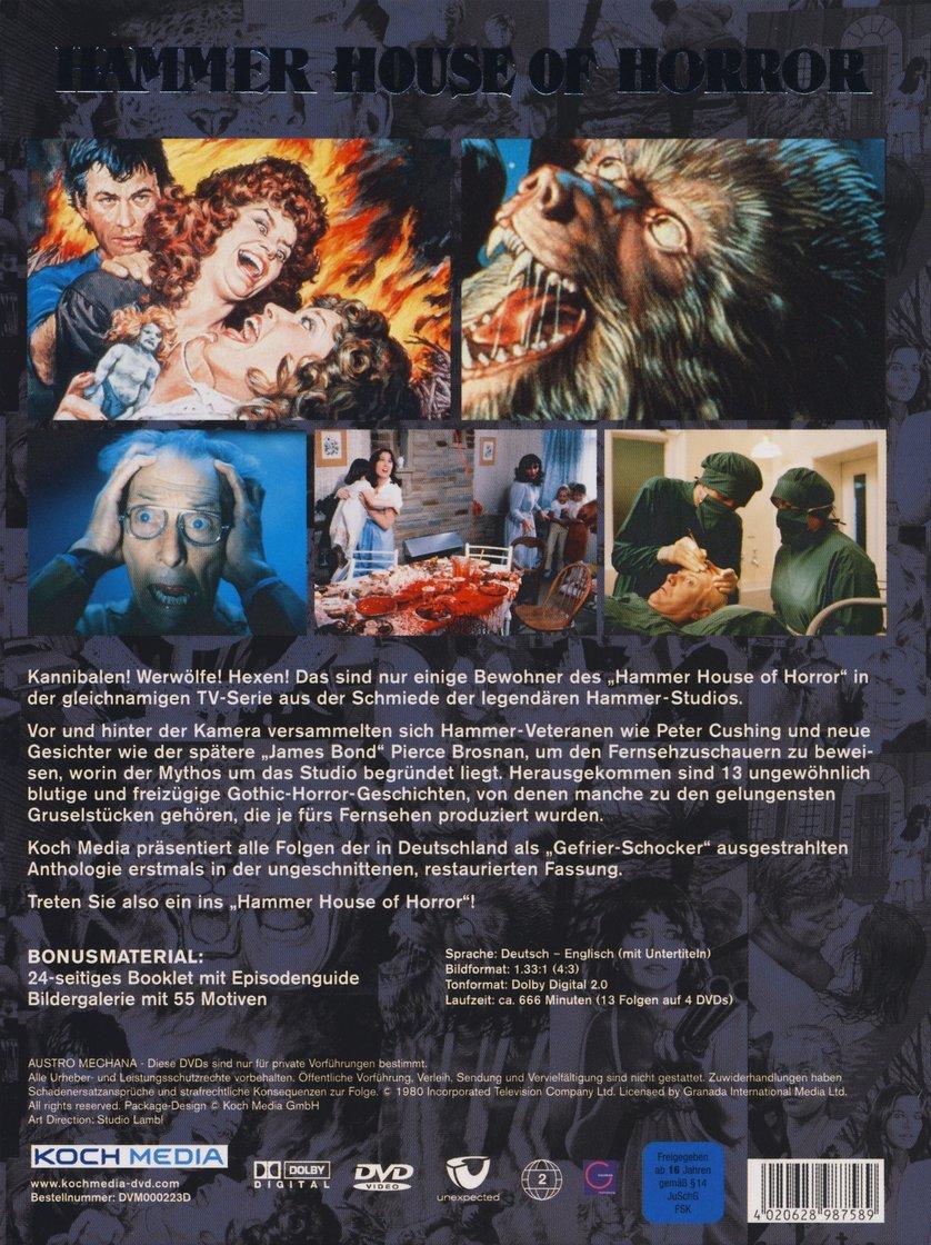 Hammer House Of Horror Dvd Oder Blu Ray Leihen Videobusterde