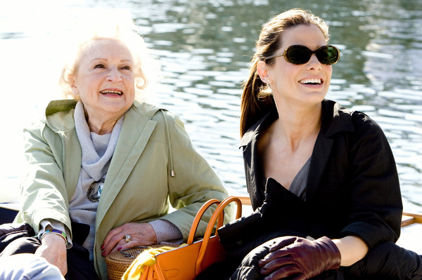 Sandra Bullock und Betty White