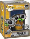 Wall-E Wall-E (Earth Day) Vinyl Figur 400 powered by EMP (Funko Pop!)