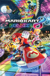 Super Mario Mario Kart 8 (Deluxe) powered by EMP (Poster)