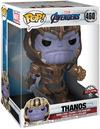 Avengers Endgame - Thanos (Jumbo Pop!) Vinyl Figur 460 powered by EMP (Funko Pop!)