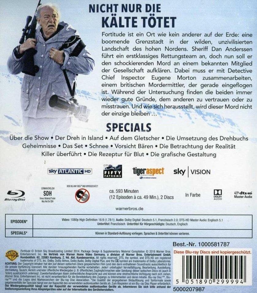fortitude deutsch