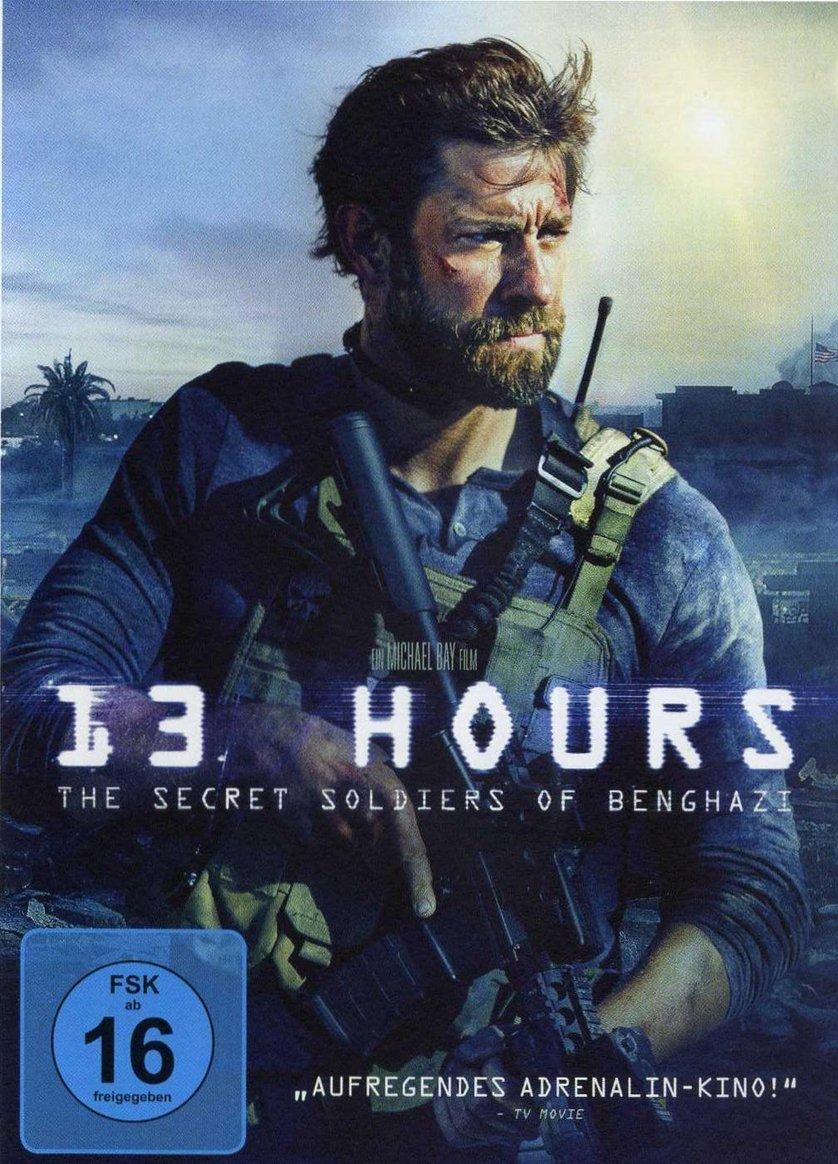 13 Hours - The Secret Soldiers Of Benghazi Stream