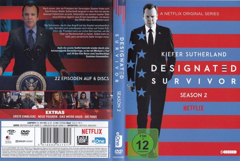 Designated Survivor Staffel 2