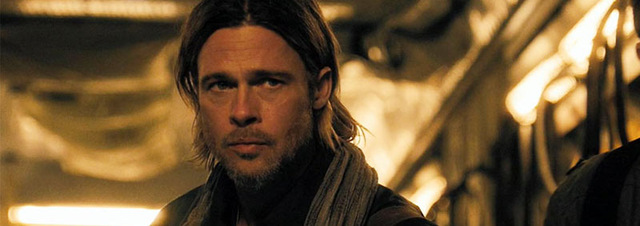 World War Z: Brad Pitt dreht Zombie-Film für seine Kinder