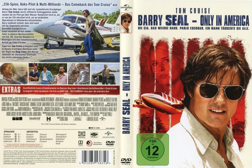 Barry Seal Only In America Stream Hd Filme