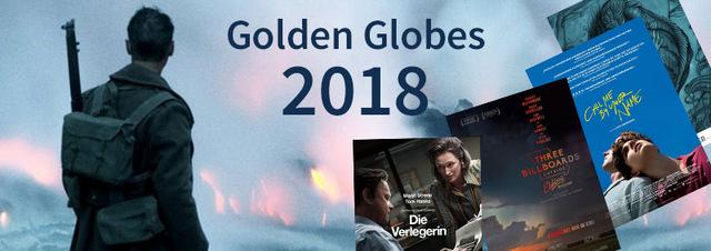 Golden Globe Nominees 2018: Das sind die Nominierten der Golden Globes 2018!
