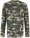 Black Premium by EMP camouflage Longsleeve mit Knopfleiste powered by EMP
