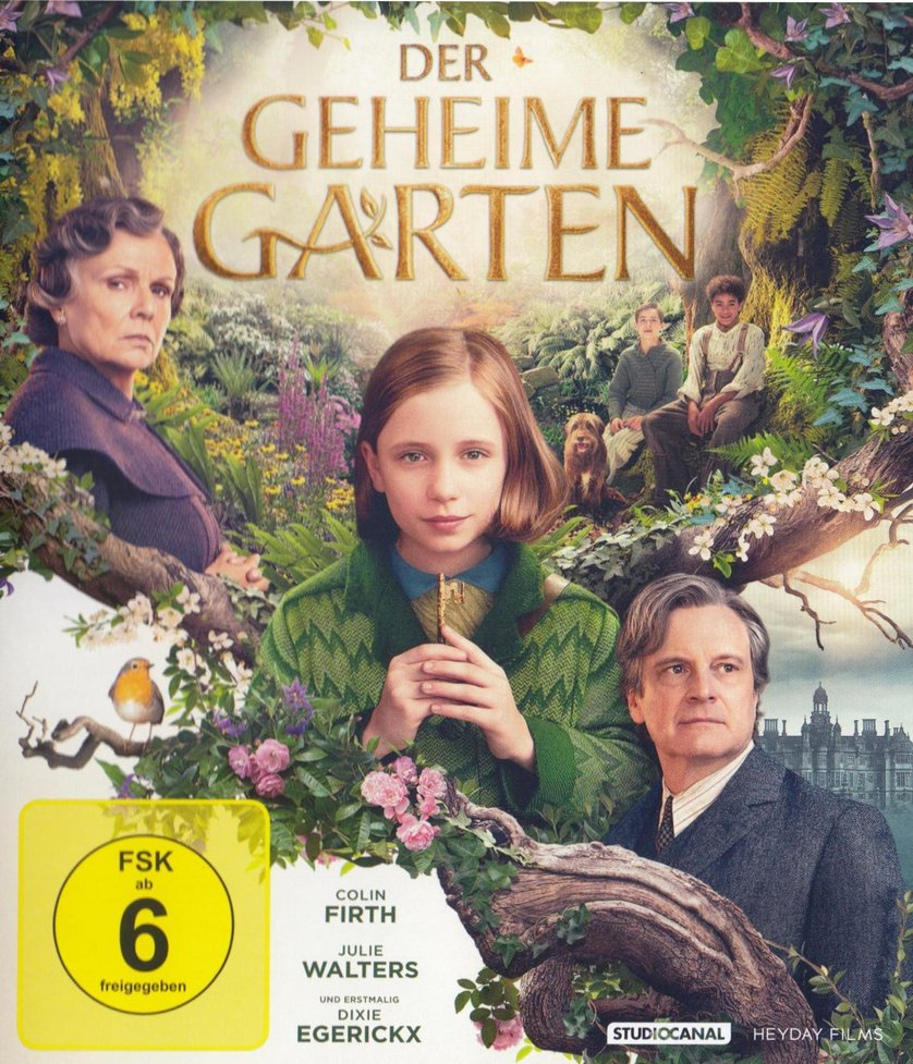 Der Geheime Garten Dvd Oder Blu Ray Leihen Videobuster De