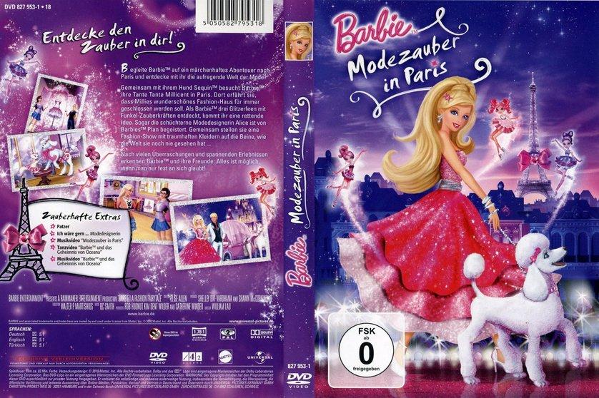 barbie modezauber in paris stream