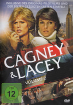 Cagney & Lacey - Staffel 1