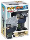 Naruto Shippuden - Kakashi Vinyl Figure 182 powered by EMP (Funko Pop!)