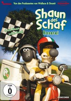 shaun das schaf - raserei: dvd oder blu-ray leihen - videobuster.de