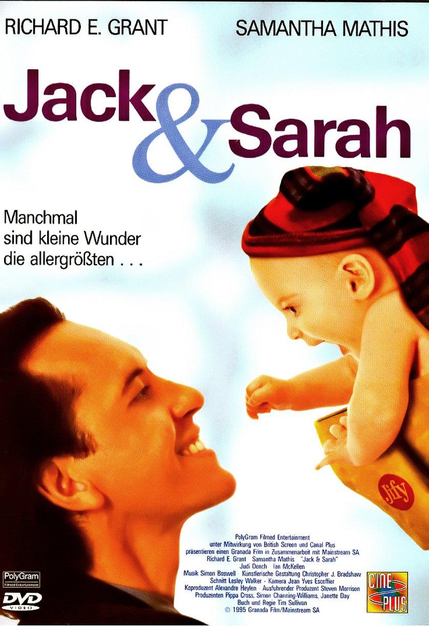 outlet store fdef6 8f015 Jack & Sarah: DVD oder Blu-ray leihen - VIDEOBUSTER.de