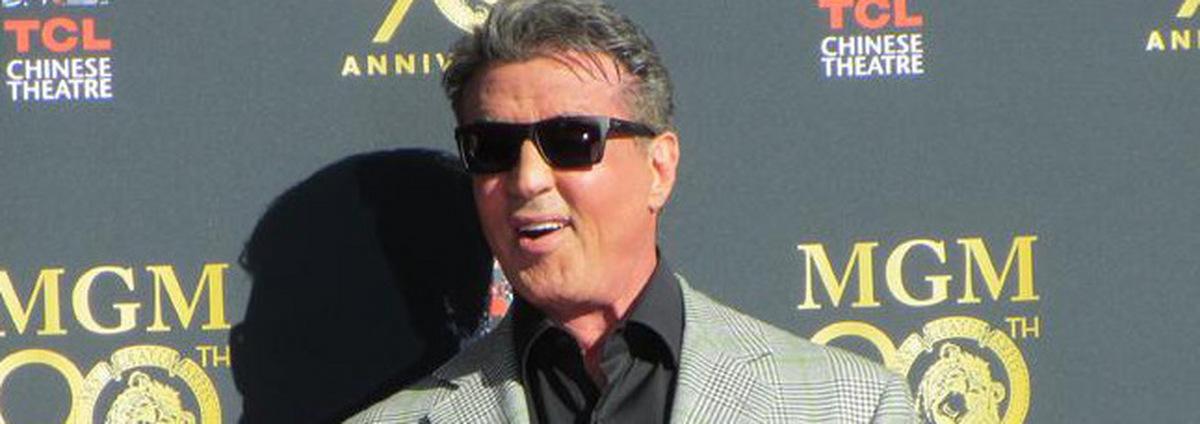 Sylvester Stallone: Hollywood-Legende Sly dankt MGM-Löwen