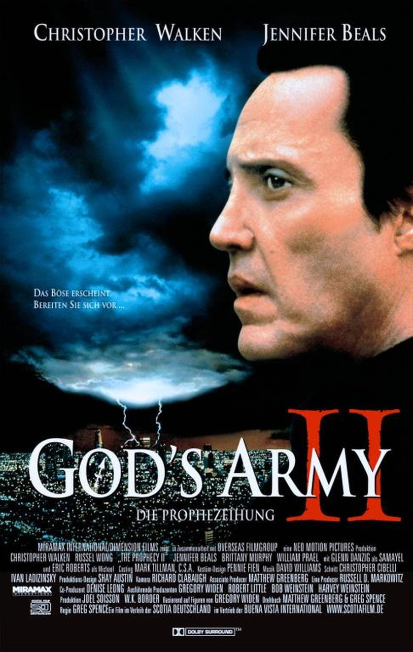 GodS Army 2 Stream